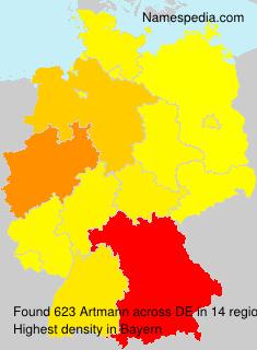 Artmann - Germany