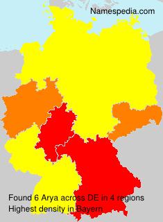Arya - Germany
