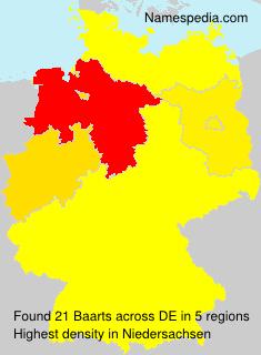 Baarts - Germany
