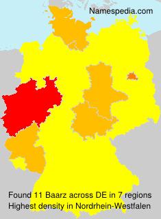 Baarz