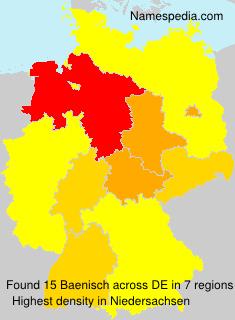 Baenisch
