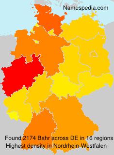 Bahr - Germany