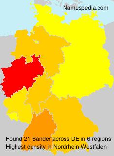 Bander - Germany