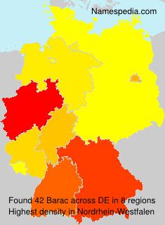 Barac - Germany