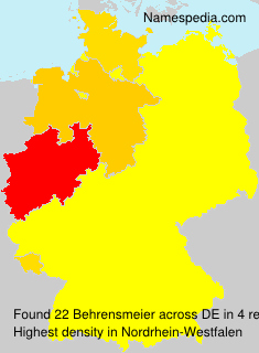 Behrensmeier - Germany