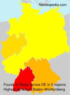 Belge - Germany