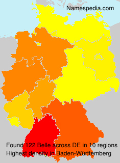 Belle - Germany