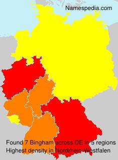 Bingham - Germany