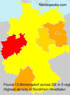 Blickensdorf - Germany