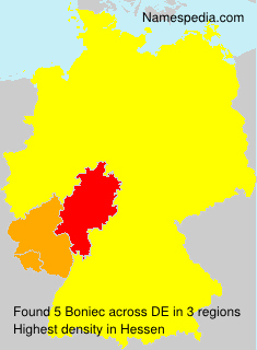 Boniec - Germany