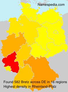 Bretz - Germany
