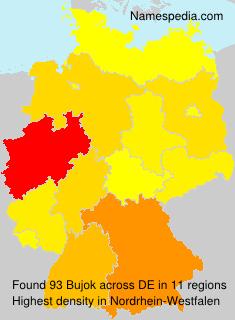 Familiennamen Bujok - Germany