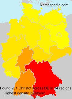 Christof - Germany