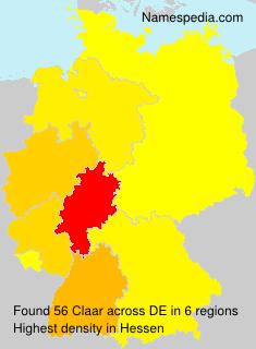 Claar - Germany