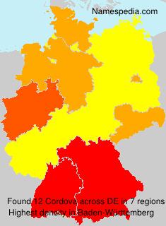 Cordova - Germany