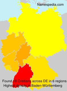 Cristiano - Germany