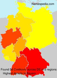 Cvetkovic - Germany