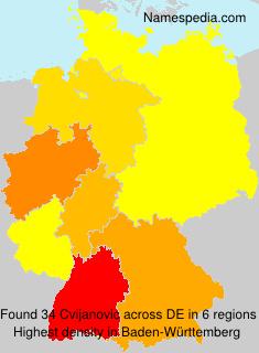 Cvijanovic - Germany