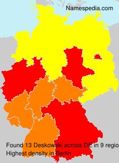 Deskowski - Germany