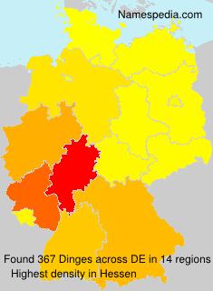 Dinges - Germany