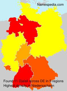 Djalali - Germany
