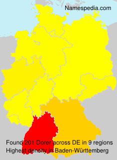 Dorer - Germany