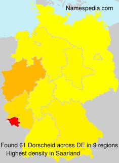 Dorscheid - Germany