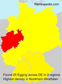 Surname Egging in Germany