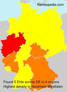 Ehle - Germany