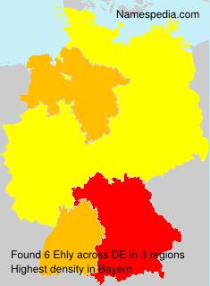 Ehly - Germany