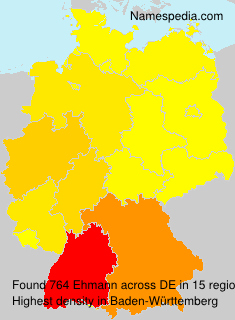 Ehmann - Germany