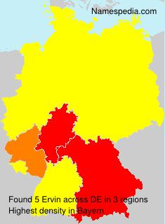 Ervin - Germany