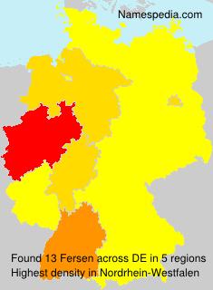 Fersen - Germany