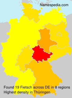 Fietsch - Germany