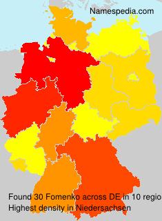 Fomenko - Germany
