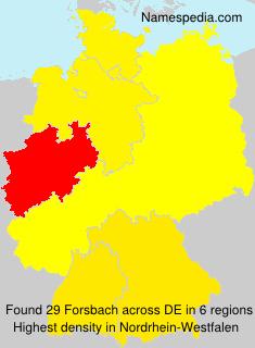Forsbach