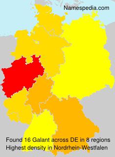 Galant - Germany