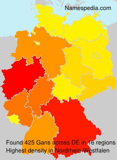 Gans - Germany