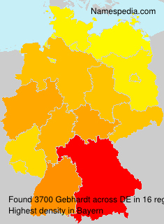 Gebhardt - Germany