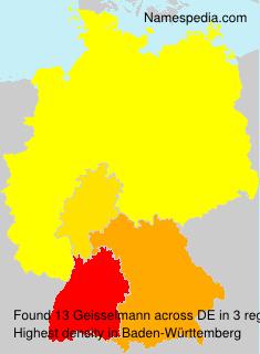 Geisselmann