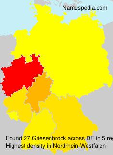 Griesenbrock