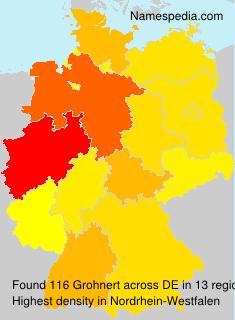 Grohnert