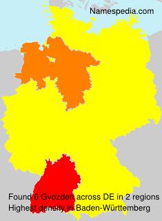 Gvozden - Germany