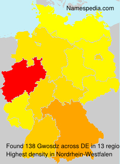 Gwosdz - Germany