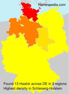 Haalck - Germany