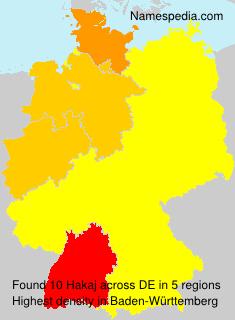 Hakaj - Germany