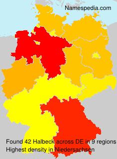 Halbeck - Germany