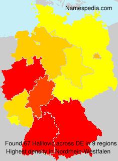 Halilovic - Germany