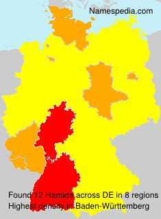 Hamida - Germany