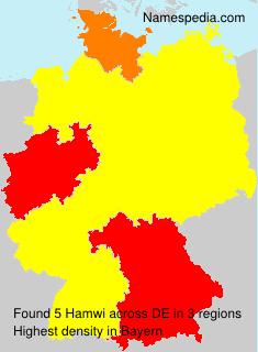 Hamwi - Germany
